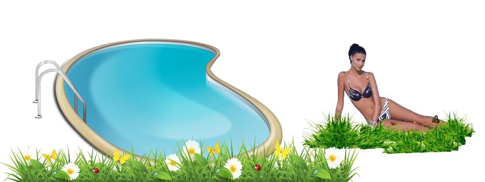 выбор бассейна для дачи, советы, рекомендации