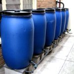 бочки для сбора дождевой воды