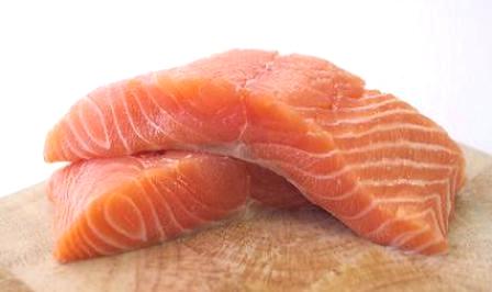 соленый лосось (форель)